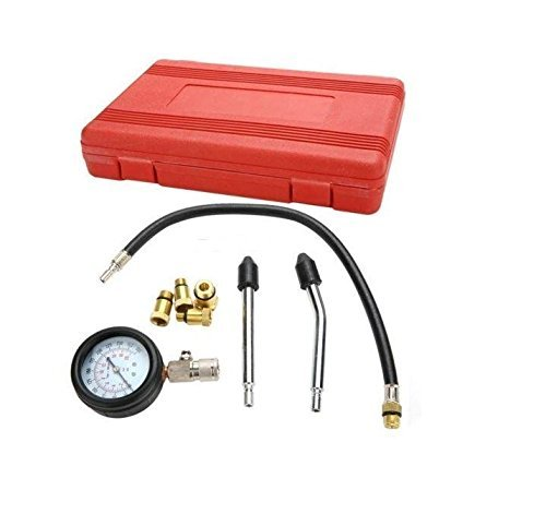 Petrol and Diesel Fuel Pump Pressure Tester / Meter 0 - 300 PSI by CISUNG (Image #3)