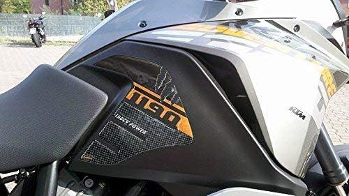 Bandes Adh/ésif compatible avec KTM Moto 1090-1190-1290 R Adventure Roues 18 21