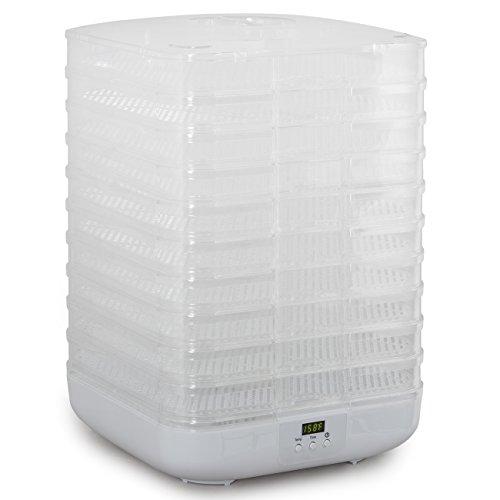 Electric Countertop Dehydrator Preserver Stackable