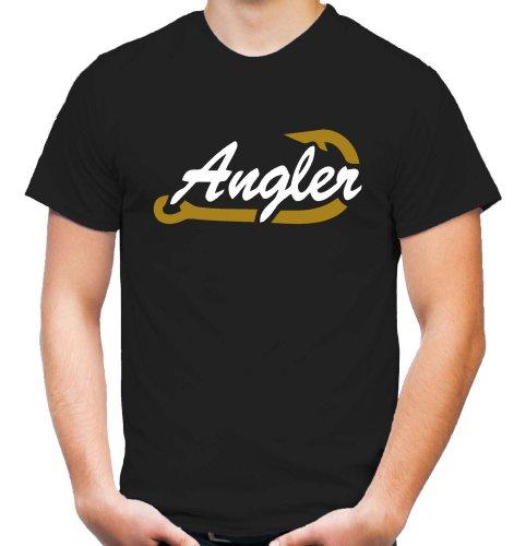 Angler T-Shirt | Angeln | Fischen | M1