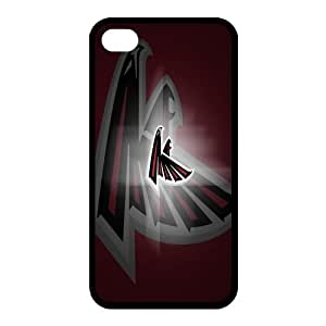 Custom Atlanta Falcons NFL Back Cover Case For Iphone 5C OverJN4S-1194