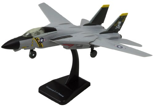 F-14 Tomcat Model Kit 1:72 Scale (Assembly Required) by Sky ()