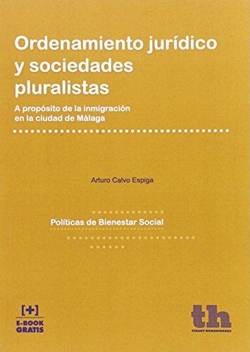 Descargar Libro Ordenamiento Jurídico Y Sociedades Pluralistas Arturo Calvo Espiga