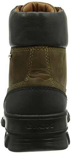 Geox Mens Myetibabx1 Winter Boot Chestnut Brown G9qaIvgiP