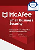 Software : McAfee Small Business Security 5 Device [Activation Code by Mail]
