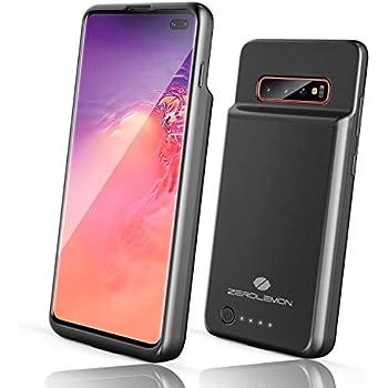 Amazon.com: ZeroLemon Galaxy S10 Plus Battery Case, 10000mAh ...