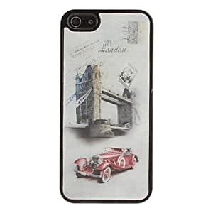 3D Car Pattern Hard Case for iPhone 5/5S by ruishername