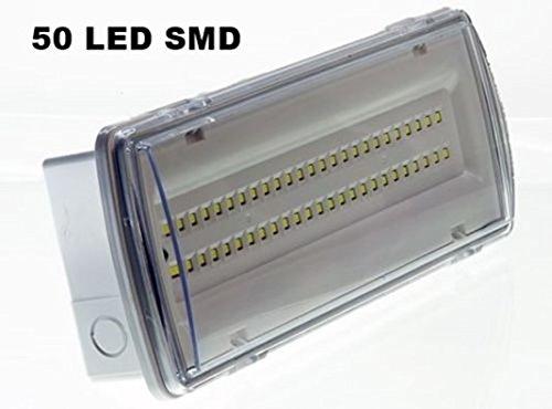 Plafoniere Led Con Emergenza : Rc luce produzione illuminazione civile industriale led proiettori