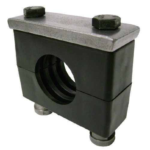 Behringer heavy series pipe clamp polypropylene with