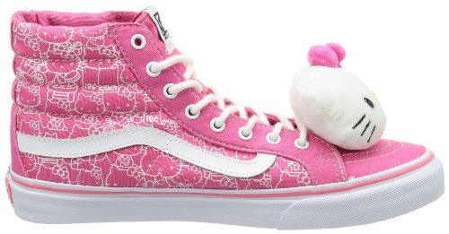 Vans Sk8-Hi Hello Kitty Hot Pink