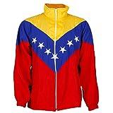 Tricolor Jacket from Venezuela Size L