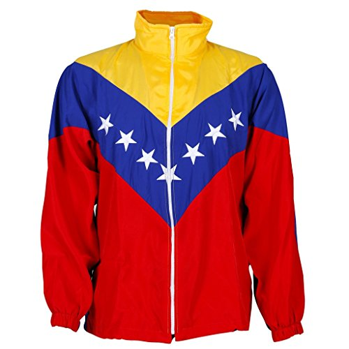 Tricolor Jacket from Venezuela Size S