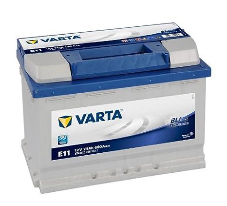 VARTA E Blue Dynamic E Batería para automóvil