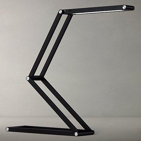 John lewis xavier led table lamp black amazon lighting john lewis xavier led table lamp black aloadofball Gallery
