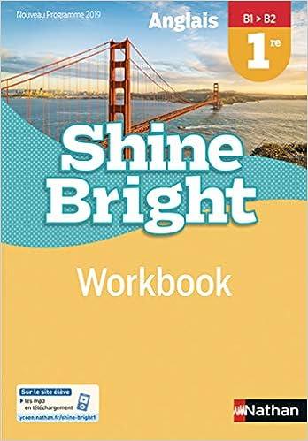 Anglais Shine Bright