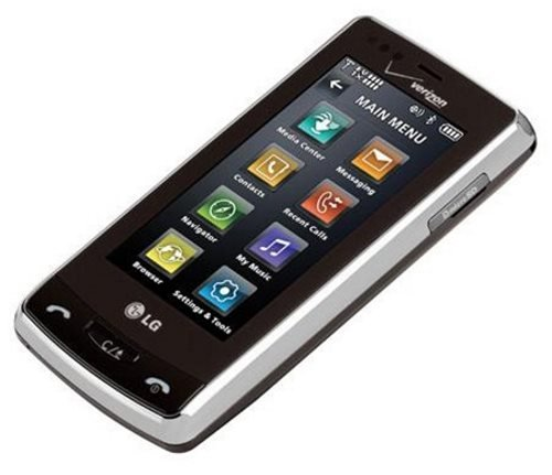 (Verizon LG Versa VX9600 No Contract 3G Camera Touchscreen Phone)