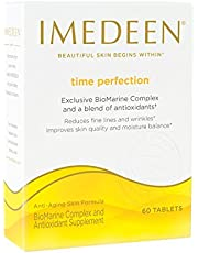 Imedeen Time Perfection Anti-Aging Skincare Formula Beauty Supplement 60 Count