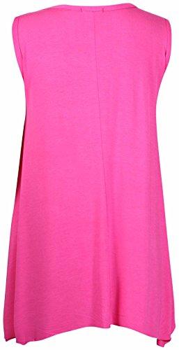 Para Camiseta Mujer Hanger Purple Kirschrot pfq77w