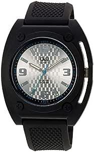 ساعة كيو اند كيو للرجال VQ70-005 - أنالوج، كاجوال