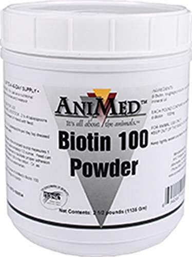 AniMed Biotin 100 2.5 Pound