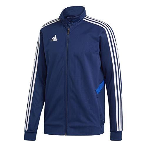 Uomo Blue white Tr Dark bold Adidas JktGiacca Blue Sportiva Tiro19 eWD9bIEH2Y
