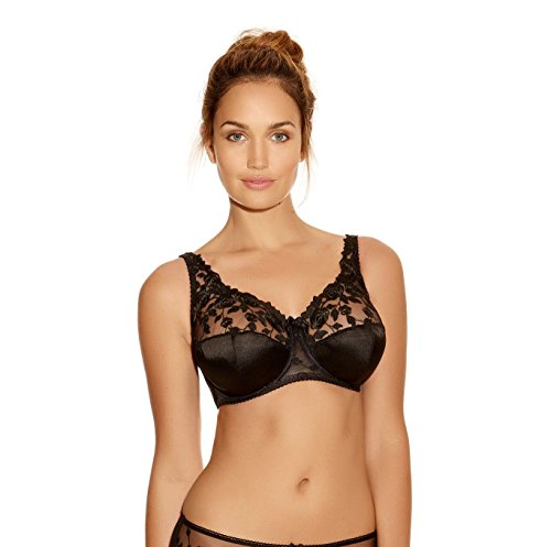 Fantasie Belle Women`s Underwire Full Cup Bra, Fan-FL6001, 38J, - Satin Fantasie Bra