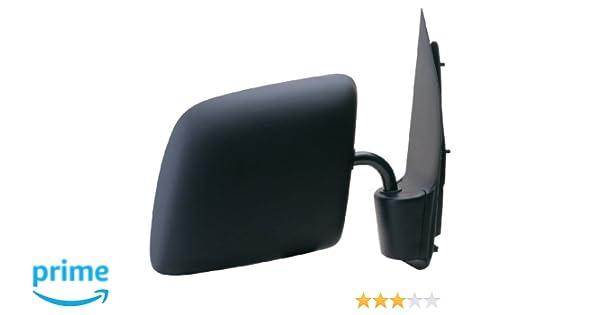 Mirror New Textured Black Right Hand E350 Van E250 E150 Passenger Side FO1321172