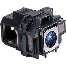 EWO'S V13H010L78 Lamp Bulb for Epson PowerLite Home Cinema 2030 2000 730HD 725HD 600 VS230 VS330 VS335W EX3220 EX6220 EX7220 EX7230 EX7235 EX5220 ELPLP78 Replacement Projector Lamp Bulb