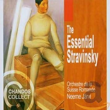 Essential Stravinsky