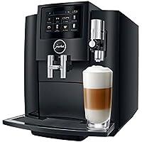 Jura 15204 S80 Kaffeevollautomat, 1.9 liters, Schwarz