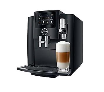 JURA S80 Independiente Máquina espresso Negro 1,9 L 16 tazas Totalmente automática - Cafetera