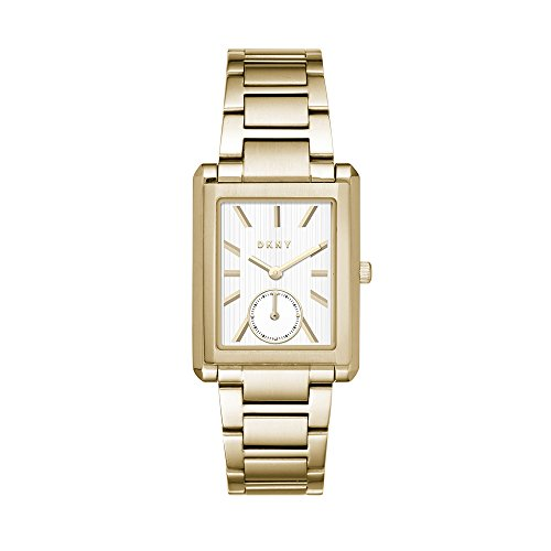 DKNY Women's NY2625 Gershwin Gold Watch