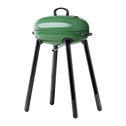 IKEA LILLON - Barbacoa de carbón, verde