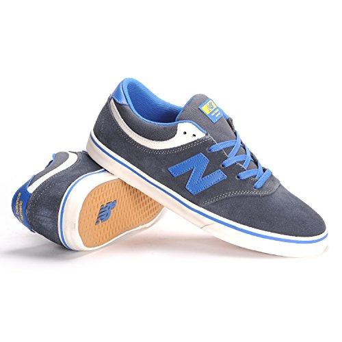 NEW BALANCE numérique Quincy 254Chaussures Skate Bleu/Blanc