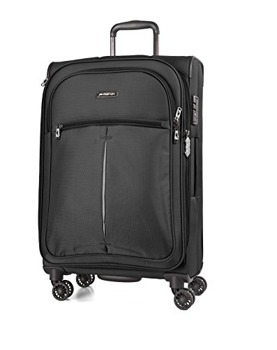 March 15 Arrow 4-Rollen-Trolley M 67 cm erweiterbar, black