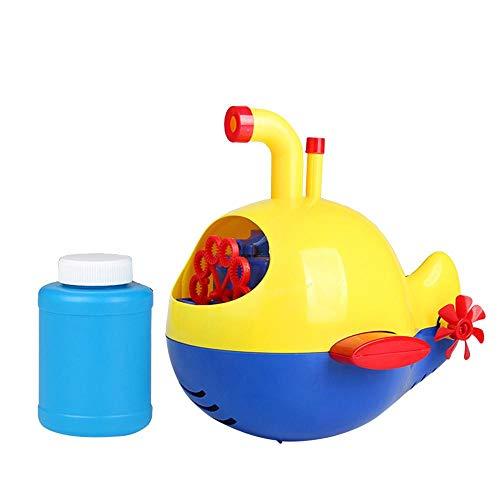 Bubble Bath Maker Machine, Alonea Bubble Machine - Dolphin Electric Bubble Maker Blower Party Outdoor Bath Tub Play Toys for Kids (B❤️)