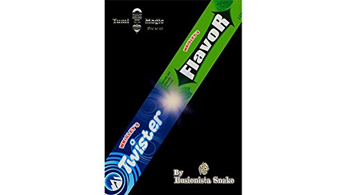 Twister Flavor Trident by Snake and Tumi Magic Trick