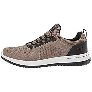 Skechers Men's Delson-Brewton Sneaker