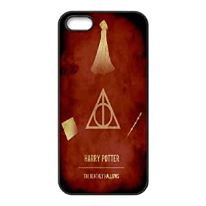 High Quality Phone Case For Apple Iphone 5 5S Cases -Harry Potter Series Pattern-LiuWeiTing Store Case 9