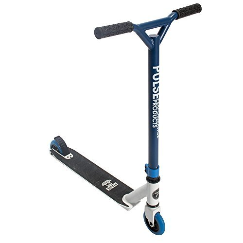 Pulse Performance Products KR2 Freestyle Scooter - Navy Blue/White by Pulse Performance Products