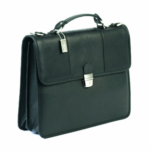 Claire Chase Briefcase Black One Size [並行輸入品]   B079KLM6LD