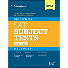[By The College Board ] The Official SAT Subject Test in Biology Study Guide Edition (Paperback)【2018】by The College Board (Author) (Paperback)