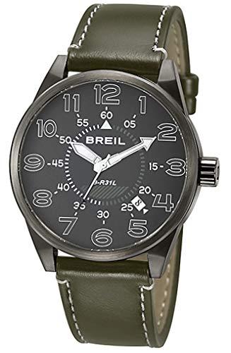 Breil Reloj de cuarzo Man Flight Control TW1385 45 mm: Amazon.es: Relojes
