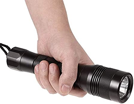 Details about  /SecurityIng Waterproof 1000 Lumens XM-L2 LED Diving Flashlight UnderWater 150...