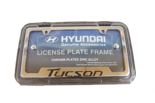 hyundai tucson chrome accessories - 1