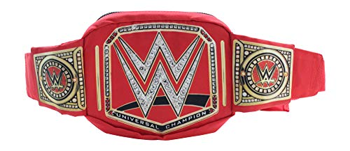 WWE Universal World Championship Belt Waist Fanny Pack with Adjustable Straps