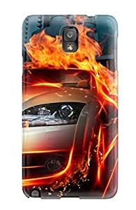 Premium [jqckXPx1110oKnVZ]car In Fire City Hq Case For Galaxy Note 3- Eco-friendly Packaging