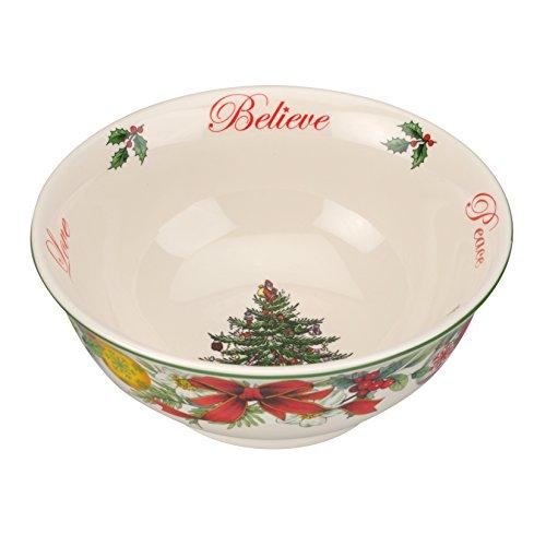 Spode Christmas Tree Annual Revere Bowl (Christmas Bowl)