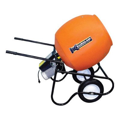 Kushlan Products 600DD Unassembled Direct Drive cement Mixer by Kushlan