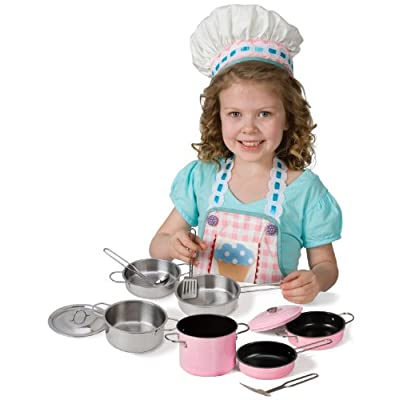 ALEX Toys Complete Kitchen Set: Toys & Games